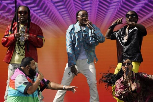 Migos Enlist Drake, Cardi B, Justin Bieber for 'Culture III'.jpg