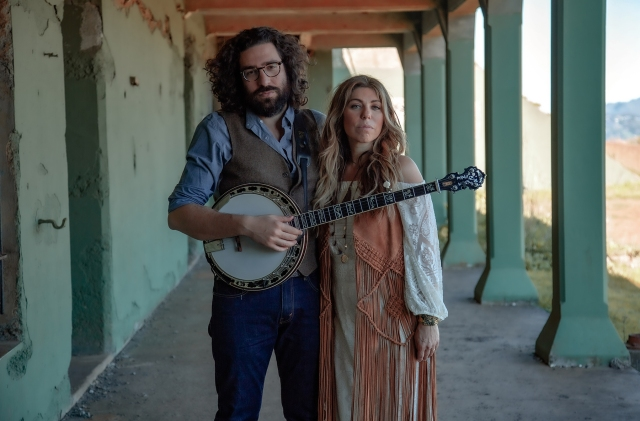 How Nefesh Mountain Are Fighting Anti-Semitism With Traditional Bluegrass.jpg