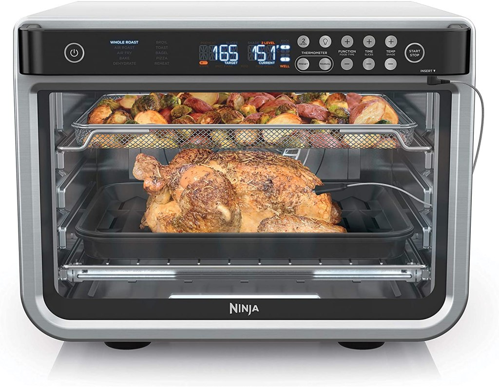 $110 Off Ninja Foodi 10-in-1 Smart XL Air Fry Oven
