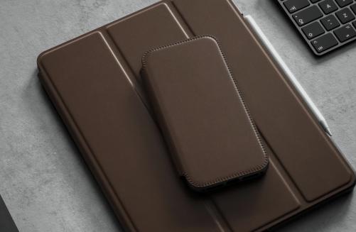 Nomad-Leather-iPhone-12-Case