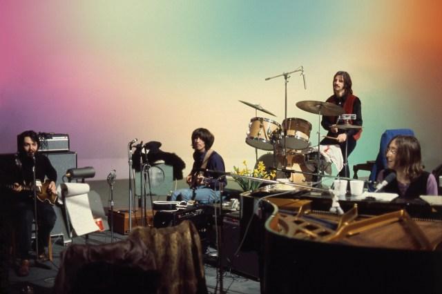'The Beatles: Get Back' Docuseries Set for Thanksgiving Release on Disney+.jpg