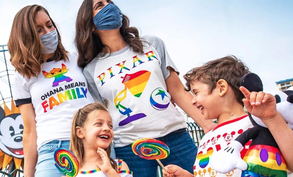 shopDisney Pride Collection