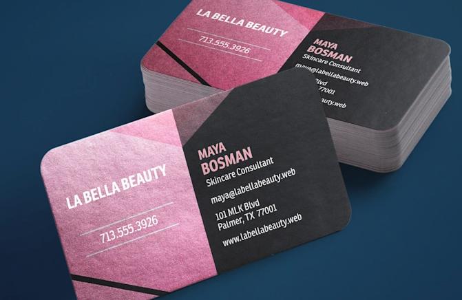 Visaprint Business Cards