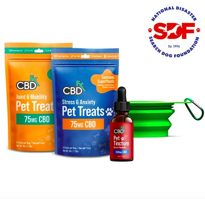 cbdfx for pets