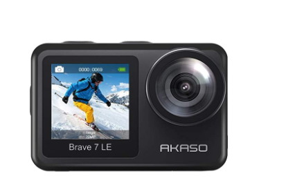 AKASO Brave 7 LE WiFi Action Camera