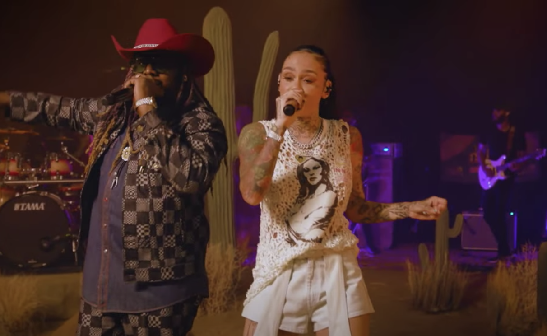 T-Pain, Kehlani Perform Joint Single 'I Like Dat' on 'Kimmel'