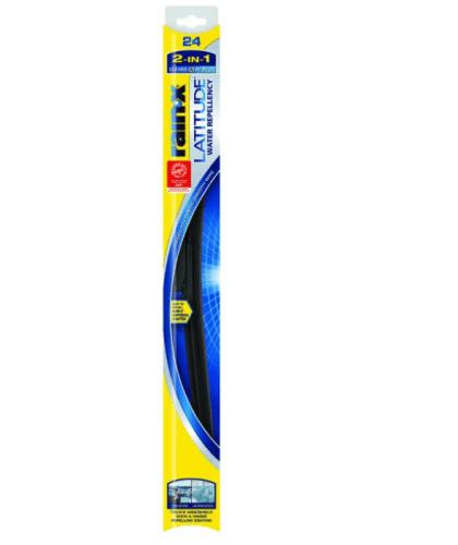 Rain-X 5079280-2 Latitude 2-IN-1 Water Repellency Wiper Blade