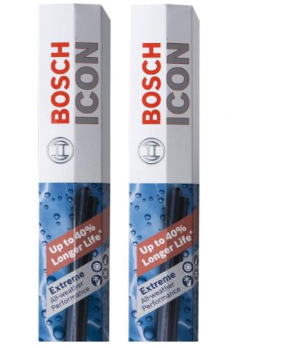 Bosch ICON Wiper Blades 22A22B (Set of 2)