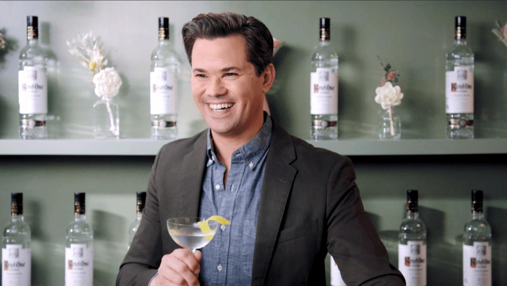 Andrew Rannells Ketel One Vodka
