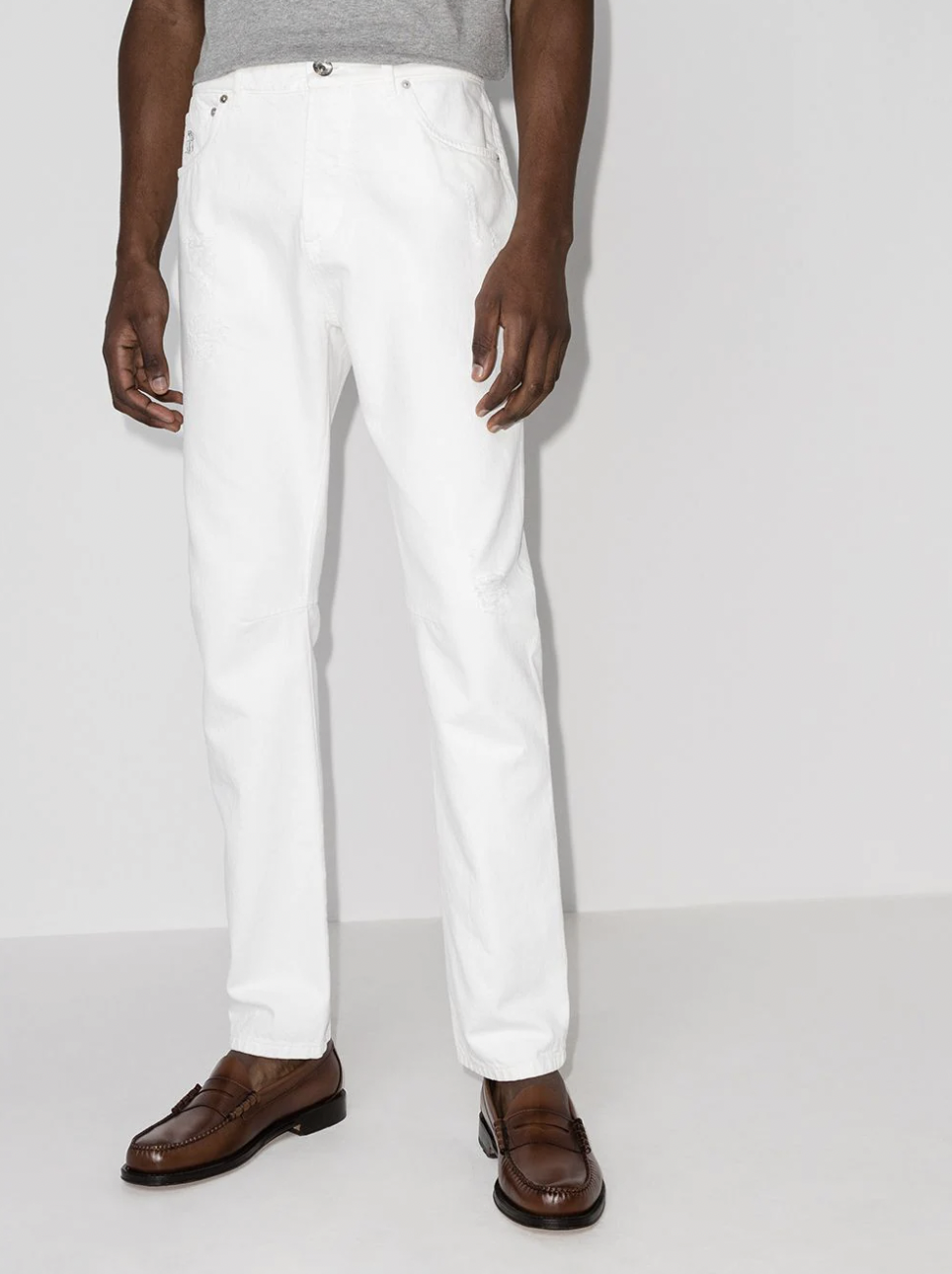 white jeans designer mens