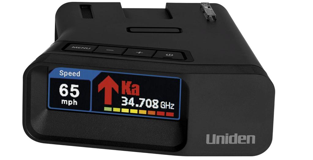 Uniden R7 EXTREME LONG RANGE Laser/Radar Detector