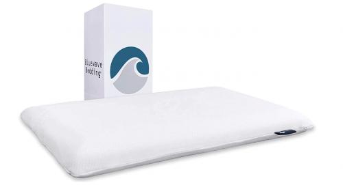 Bluewave Bedding Super Slim Gel Memory Foam