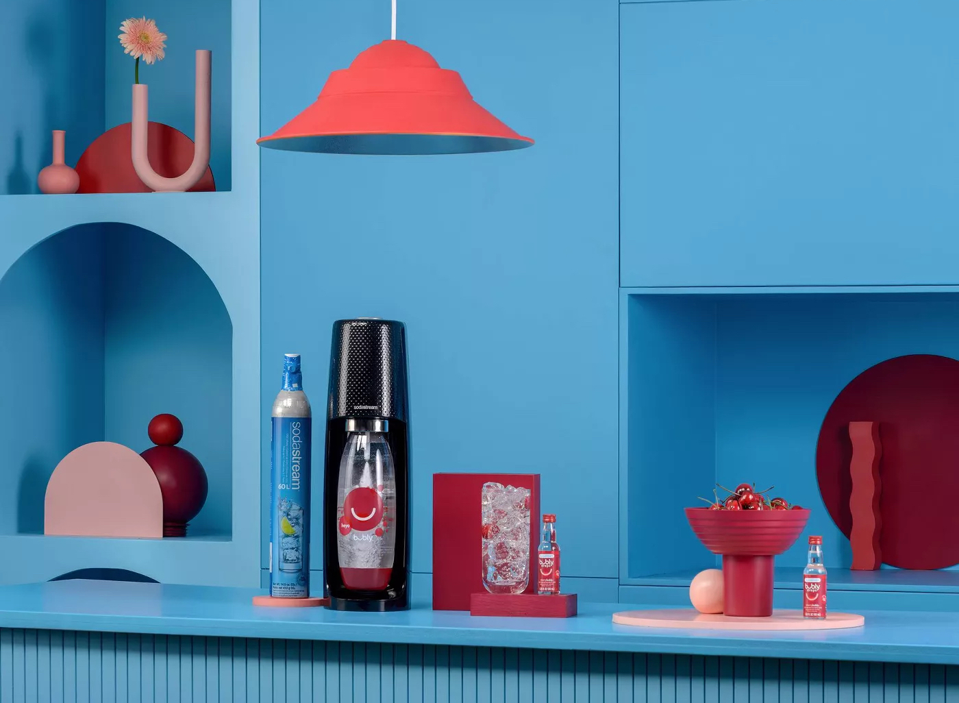 SodaStream Fizzi Bubly Package