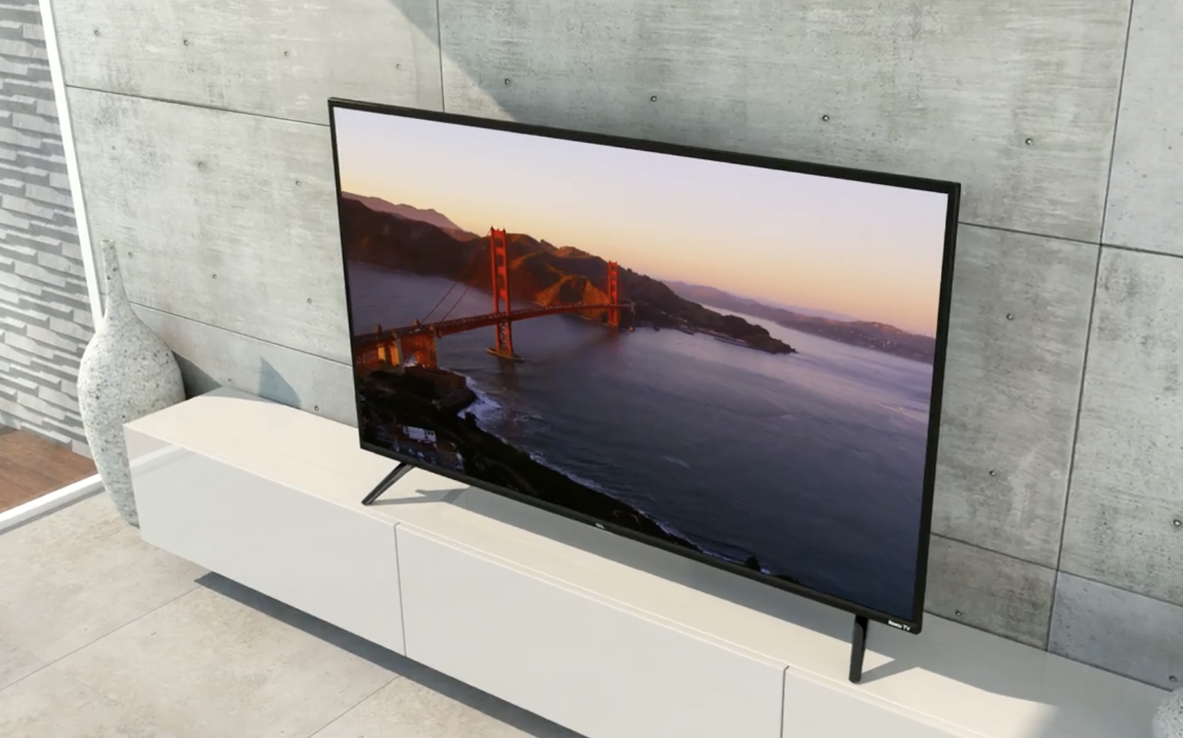 50-inch TCL 4K TV Series 4
