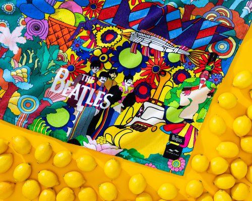 YELLOW-SUBMARINE-Beatles-Blanket-Towel-Slowtide