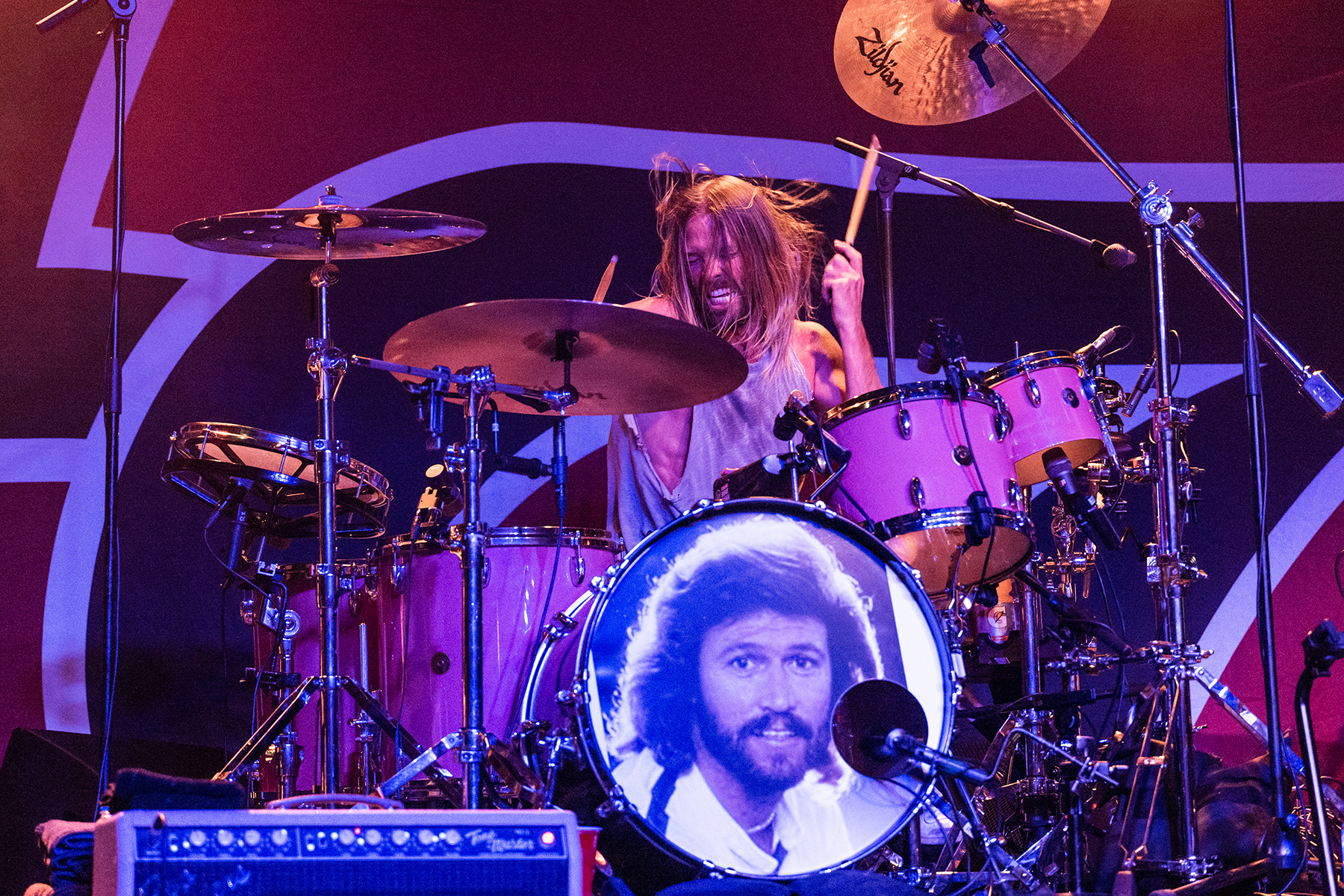 foo fighters club show los angeles