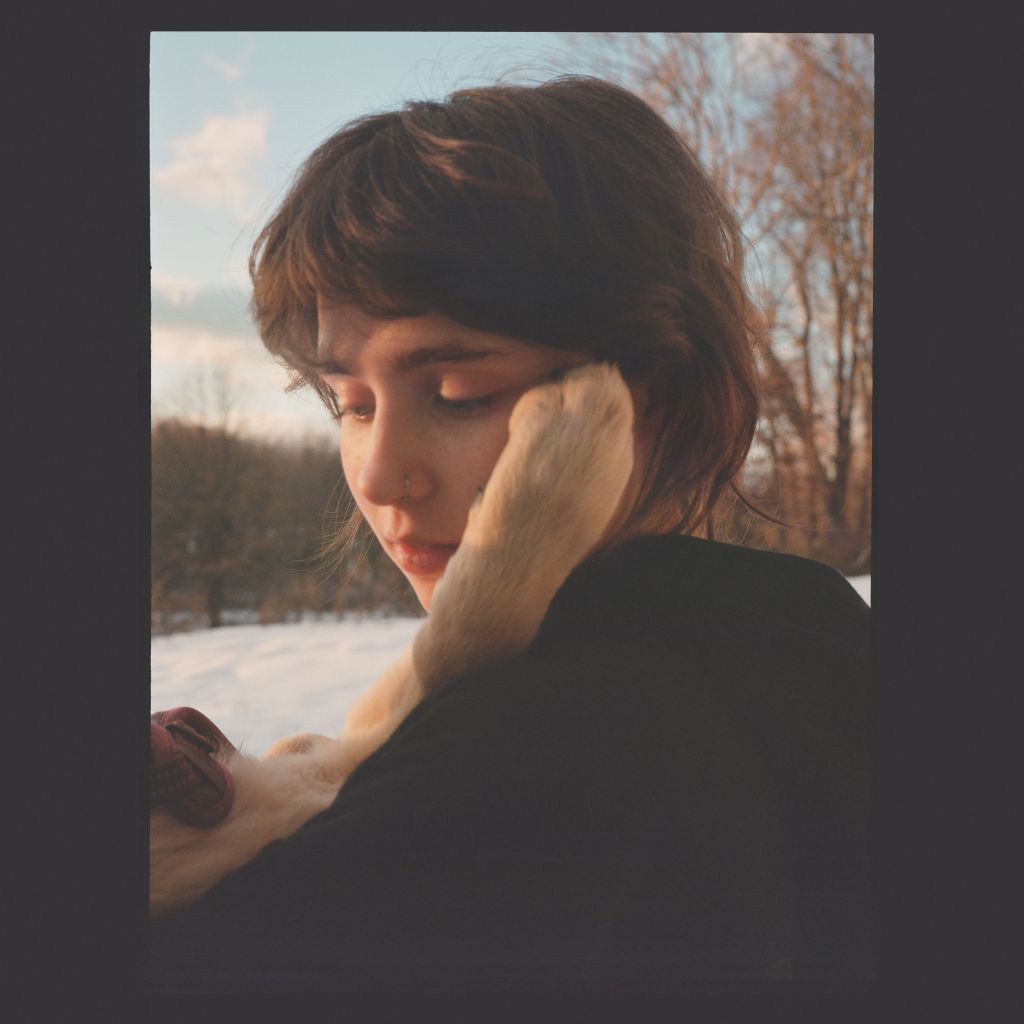 clairo sling album cover
