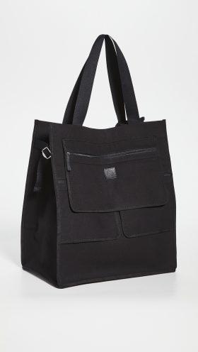 black tote bag mens