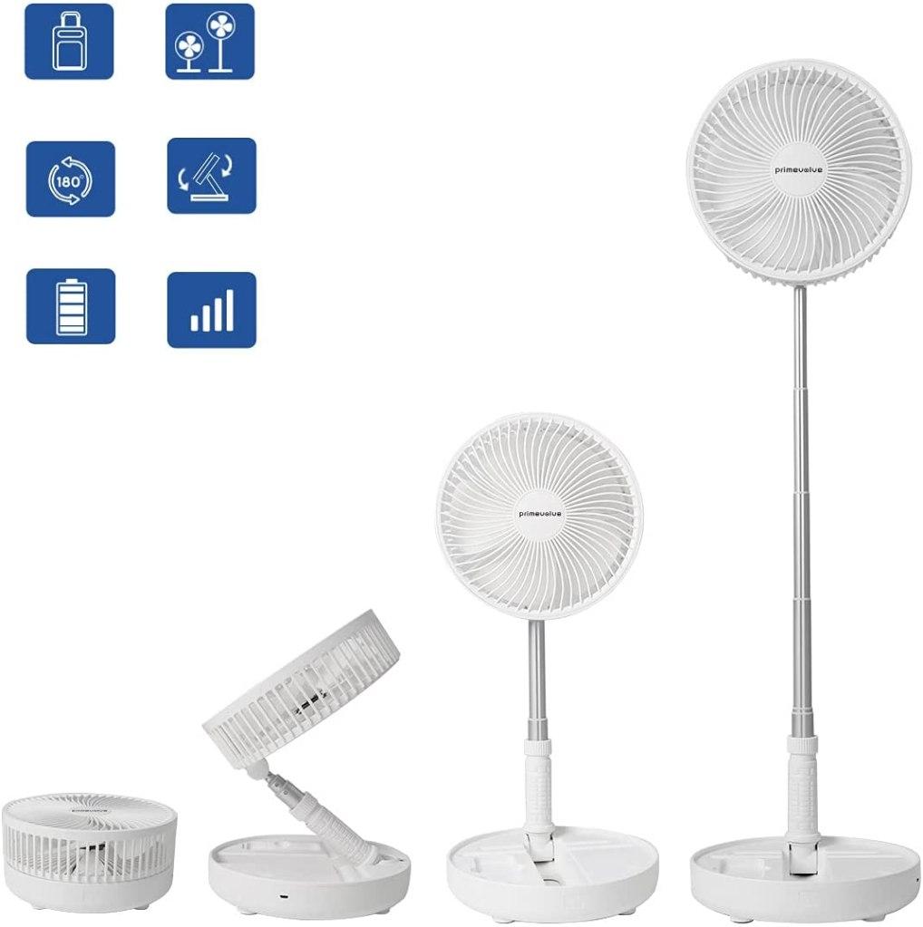 best battery powered fans