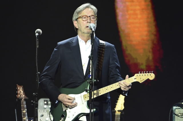 Eric Clapton Will Not Play Shows Where Proof of Vaccine Is Required.jpg