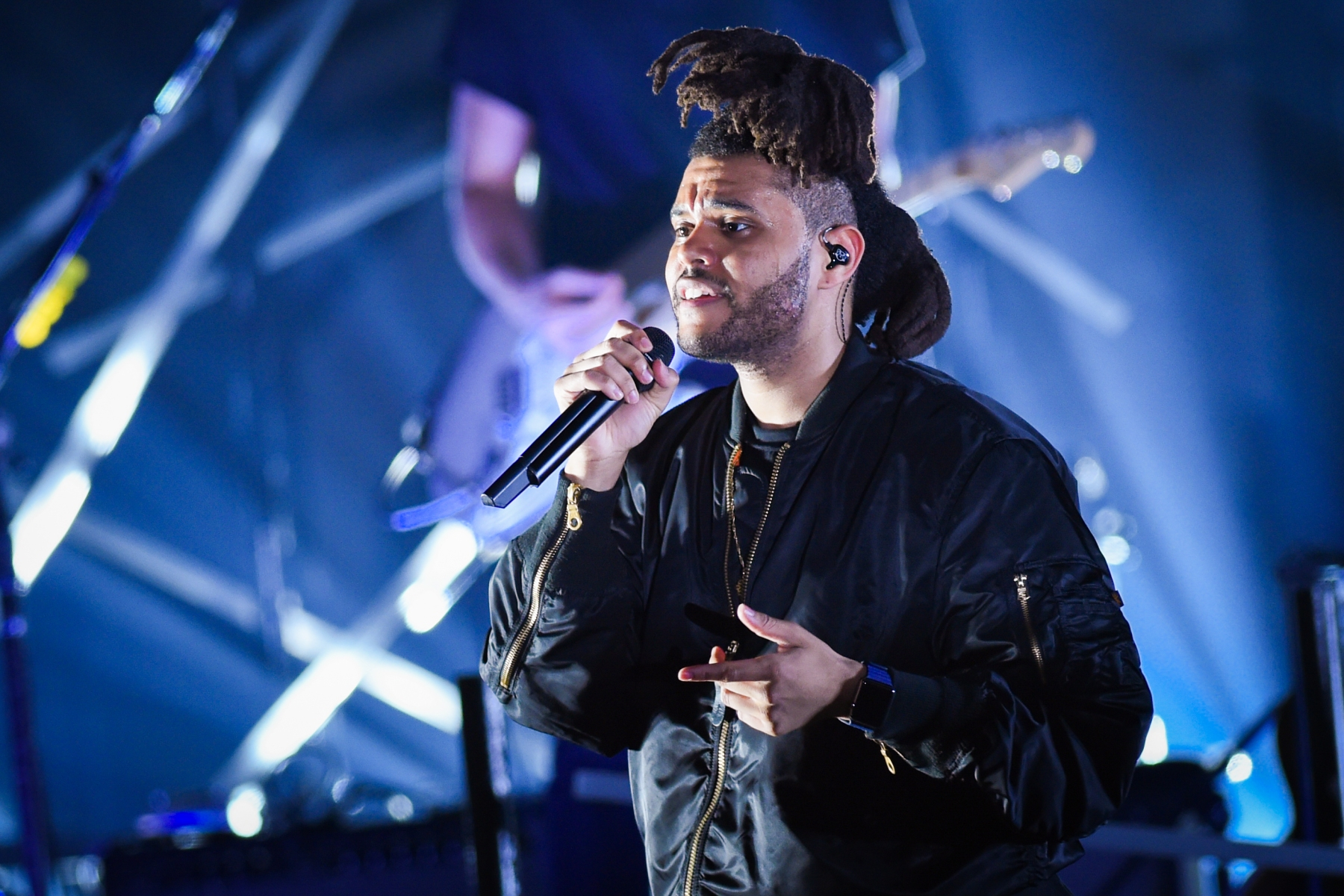 The Weeknd Songfinch