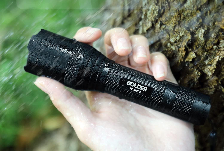 Anker Super Bright Tactical Flashlight