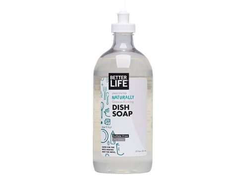 Better-Life-Dish-Soap-Unscented