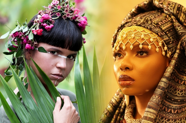 Bomba Estéreo Joins Forces With Yemi Alade On Kinetic 'Conexión Total'.jpg