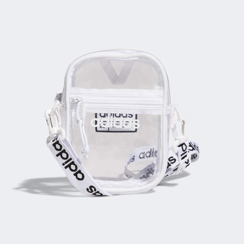 Adidas Clear Festival Crossbody Bag