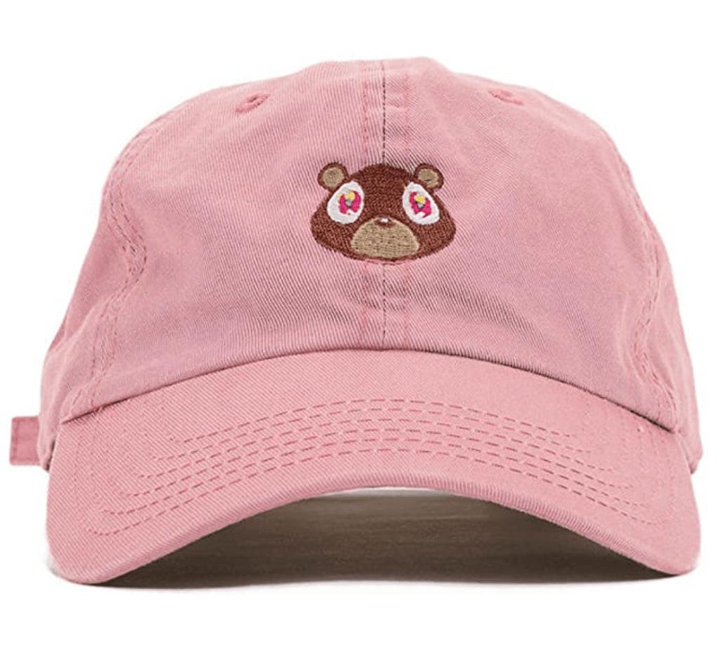 fgss-bear-print-adjustable-cotton-strapback-best-dad-hats