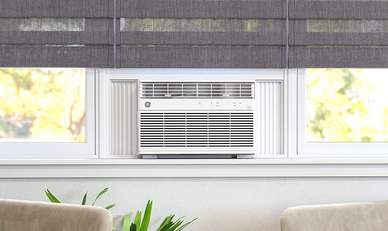GE 8,000 BTU Smart Window Air Conditioner