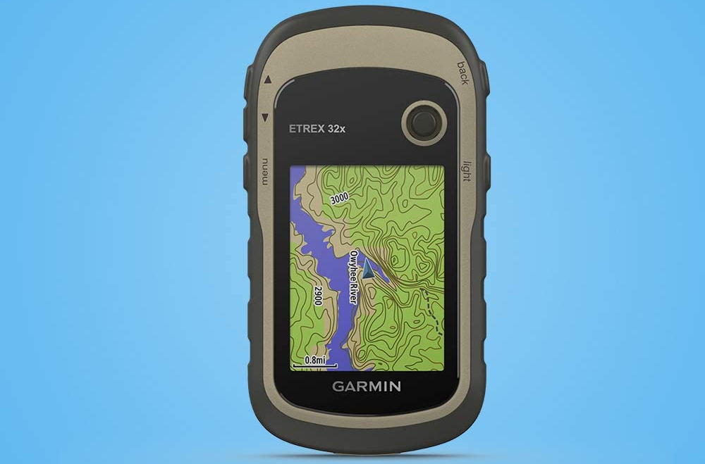 Garmin eTrex 32x, Rugged Handheld GPS Navigator