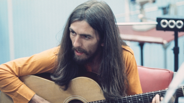 Hear a Previously Unreleased Take of George Harrison's Classic 'Isn't It a Pity'.jpg