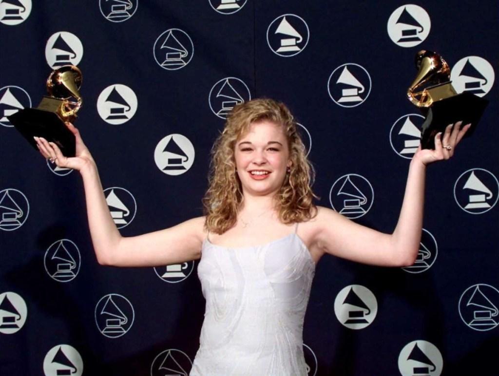 LeAnn Rimes, 1996 Grammys