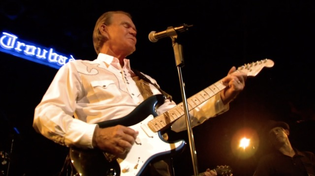 Glen Campbell's Last Recorded Performance to Kick Off 'Front and Center' New Season.jpg