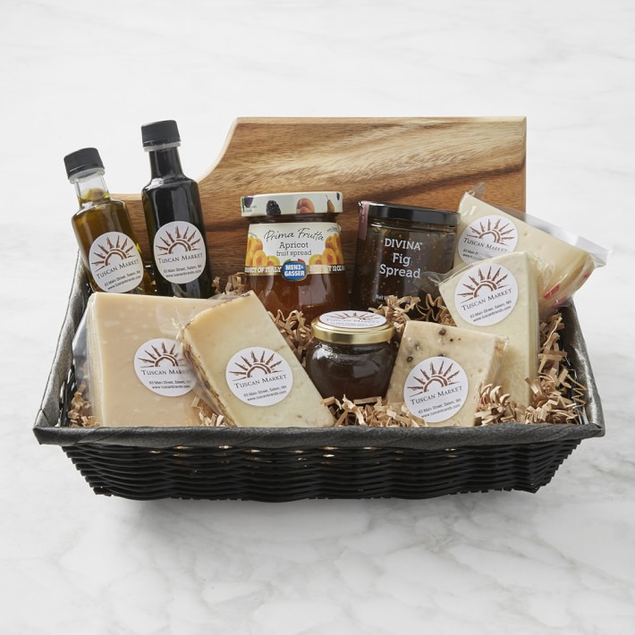 gourmet-cheese-william-sonoma-best-gift-baskets