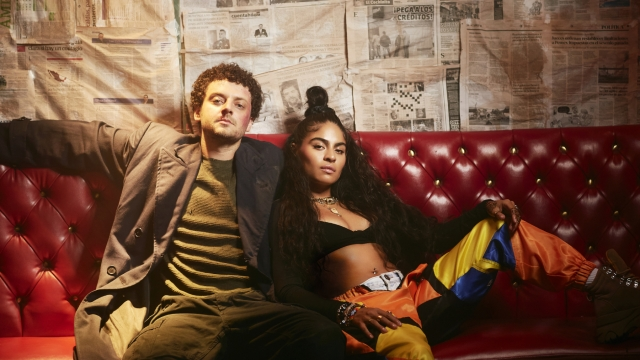 Grandson and Jessie Reyez Battle Bad Guys in New Video for 'The Suicide Squad' Song 'Rain'.jpg
