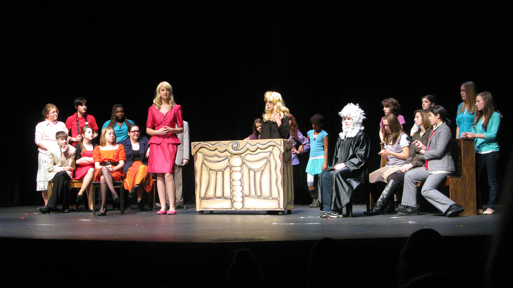 illegally blonde legally blonde the musical