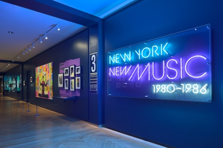 museum of the city of new york music in the 1980s
