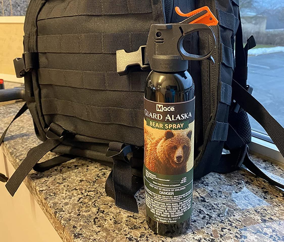 Maximum Strength Bear Spray