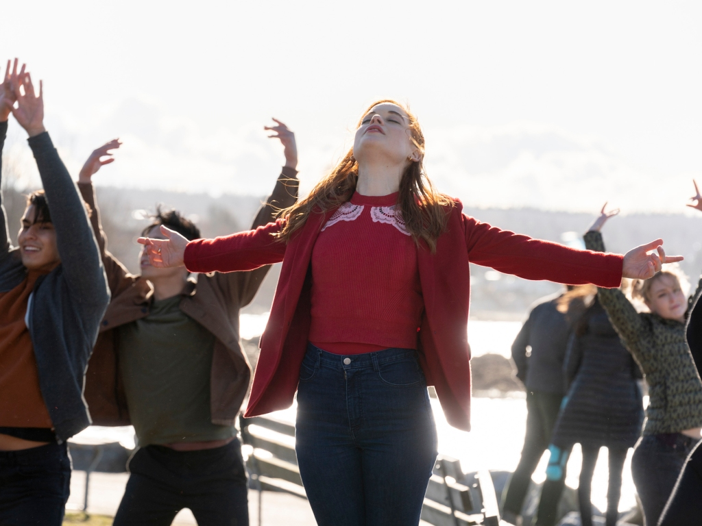 """ZOEY'S EXTRAORDINARY PLAYLIST -- """"Zoey's Extraordinary Goodbye"""" Episode 213 -- Pictured: Jane Levy as Zoey Clarke -- (Photo by: Michael Courtney/NBC/Lionsgate)"""