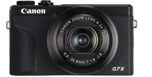 Canon PowerShot G7X Mark III Digital 4K Vlogging Camera