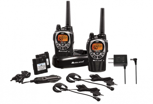 Midland - GXT1000VP4, 50 Channel GMRS Two-Way Radio
