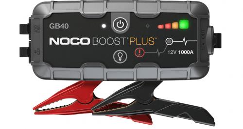 NOCO Boost Plus GB40 1000 Amp 12-Volt UltraSafe Lithium Jump Starter