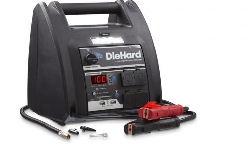 DieHard 71688 1150 Peak Amp 12V Jump Starter Battery