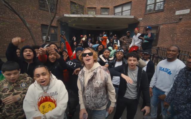 The Kid Laroi Taps Polo G, Stunna Gambino for 'Not Sober' Music Video.jpg