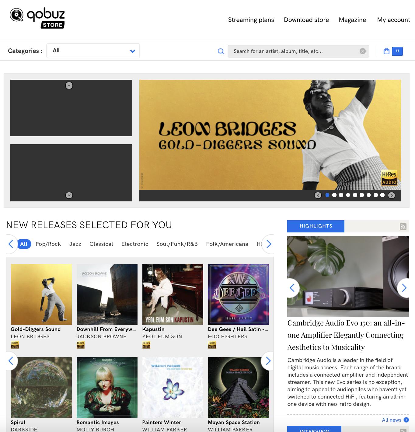 online music story qobuz