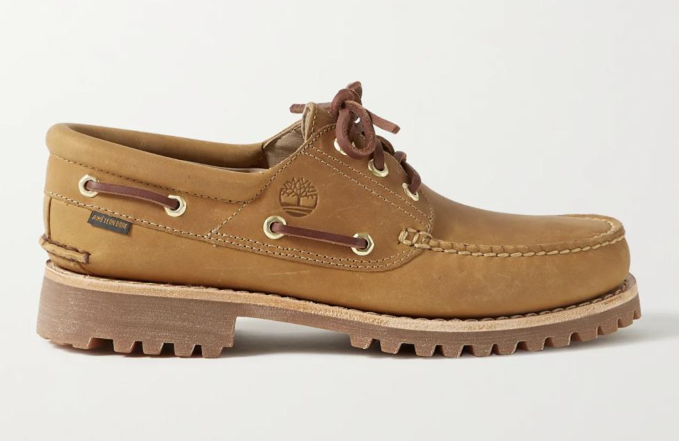 timberland aime leon dore shoes