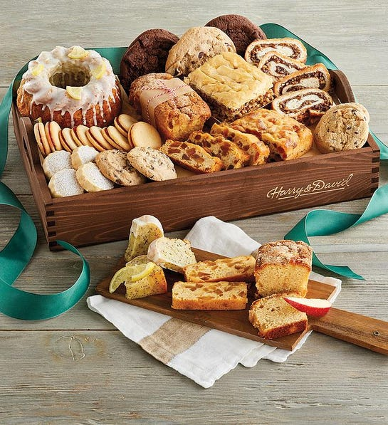 signature-bakery-tray-harry-and-david-best-gift-baskets