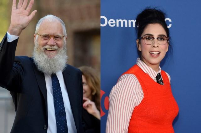 Sarah Silverman to Host 'Stupid Pet Tricks' Series Based on Classic Letterman Segment.jpg